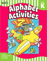 Alphabet Activities: Grade PreK-K (Flash Skills) - EyeSeeMe African American Children's Bookstore