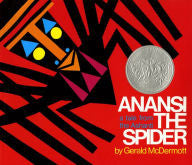 Anansi The Spider - EyeSeeMe African American Children's Bookstore