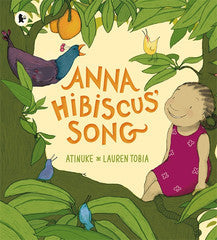 Anna Hibiscus Song   (Series #3) - EyeSeeMe African American Children's Bookstore