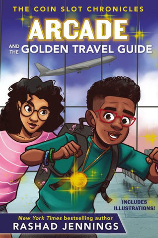 Arcade and the Golden Travel Guide - The Coin Slot Chronicles # 2