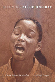 Becoming Billie Holiday - EyeSeeMe African American Children's Bookstore