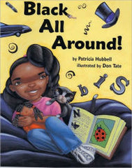 Black All Around! - EyeSeeMe African American Children's Bookstore
