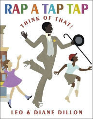 Rap A Tap Tap Here's Bojangles - Think of That! - EyeSeeMe African American Children's Bookstore