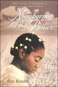 Numbering All The Bones - EyeSeeMe African American Children's Bookstore
