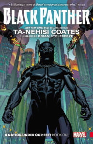 Black Panther: A Nation Under Our Feet Book 1 - EyeSeeMe African American Children's Bookstore