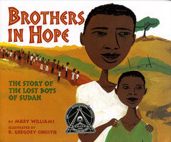 Brothers in Hope - EyeSeeMe African American Children's Bookstore
