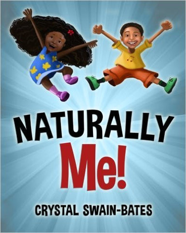 Naturally Me - EyeSeeMe African American Children's Bookstore
