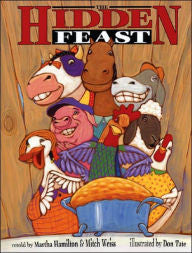 The Hidden Feast: A Folktale from the American South - EyeSeeMe African American Children's Bookstore