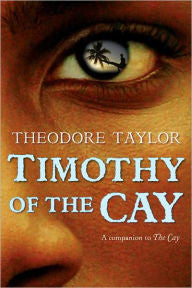 The Cay:  Timothy of the Cay (Book 2) - EyeSeeMe African American Children's Bookstore
