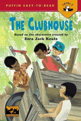 Easy to Read - The Clubhouse - EyeSeeMe African American Children's Bookstore