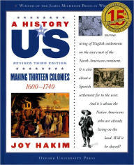 Making Thirteen Colonies: 1600-1740 A History of US Book 2 - EyeSeeMe African American Children's Bookstore