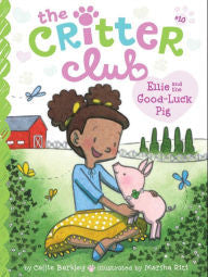 Ellie and the Good-Luck Pig - EyeSeeMe African American Children's Bookstore