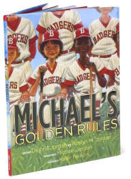 Michael's Golden Rules - EyeSeeMe African American Children's Bookstore
