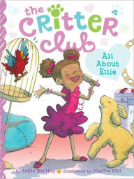 The Critter Club:  All About Ellie - EyeSeeMe African American Children's Bookstore