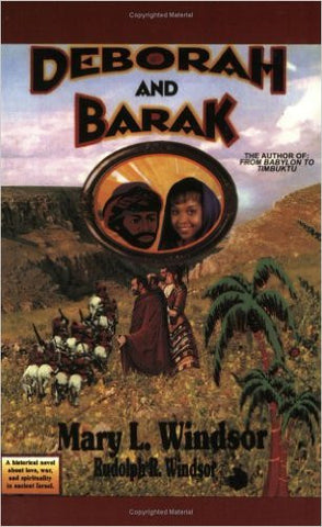 Deborah and Barak - EyeSeeMe African American Children's Bookstore
