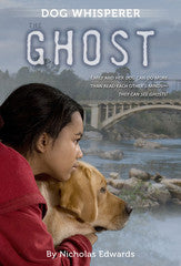 Dog Whisperer: Ghost  (Series #1) - EyeSeeMe African American Children's Bookstore