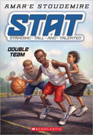 STAT: Standing Tall and Talented Series #2 Double Team - EyeSeeMe African American Children's Bookstore