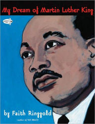 My Dream of Martin Luther King - EyeSeeMe African American Children's Bookstore