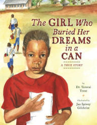 The Girl Who Buried Her Dreams in a Can - EyeSeeMe African American Children's Bookstore