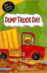 Dump Truck Day - EyeSeeMe African American Children's Bookstore