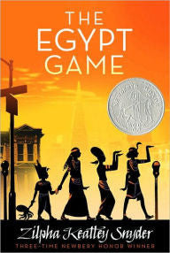 The Egypt Game - EyeSeeMe African American Children's Bookstore