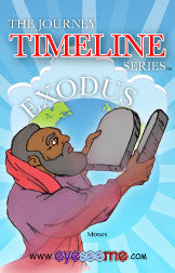 The Journey Timeline - Exodus - EyeSeeMe African American Children's Bookstore  - 1