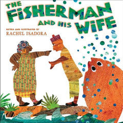 The Fisherman and His Wife - EyeSeeMe African American Children's Bookstore
