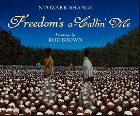 Freedom's a Calling Me - EyeSeeMe African American Children's Bookstore