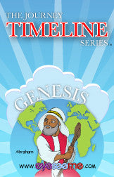 The Journey Timeline - Genesis - EyeSeeMe African American Children's Bookstore  - 1