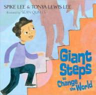 Giant Steps to Change the World - EyeSeeMe African American Children's Bookstore