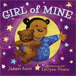 Girl of Mine - EyeSeeMe African American Children's Bookstore