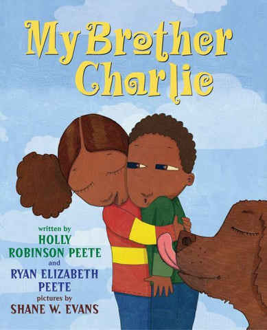 My Brother Charlie - EyeSeeMe African American Children's Bookstore