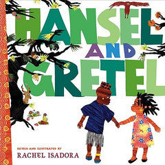 Hansel and Gretel - EyeSeeMe African American Children's Bookstore