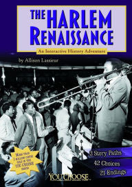 The Harlem Renaissance: An Interactive History Adventure - EyeSeeMe African American Children's Bookstore