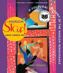 Harlem Stomp!: A Cultural History of the Harlem Renaissanc - EyeSeeMe African American Children's Bookstore