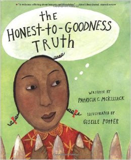 Honest-to-Goodness Truth - EyeSeeMe African American Children's Bookstore
