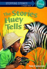 Stepping Stone Books - Julian:The Stories Huey Tells (Series #1) - EyeSeeMe African American Children's Bookstore