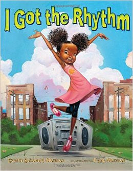 I Got the Rhythm - EyeSeeMe African American Children's Bookstore