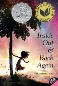 Inside Out and Back Again - EyeSeeMe African American Children's Bookstore