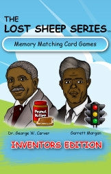 The Lost Sheep - Inventors - EyeSeeMe African American Children's Bookstore