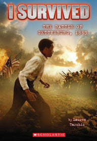 I Survived the Battle of Gettysburg, 1863 - EyeSeeMe African American Children's Bookstore