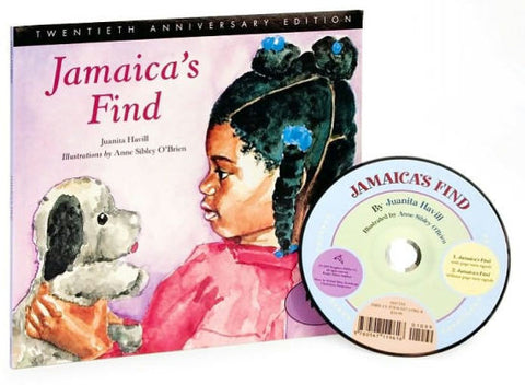 Jamaica's Find Book & CD - EyeSeeMe African American Children's Bookstore