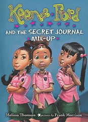 Keena Ford and the Secret Journal Mix-Up   (Series #3) - EyeSeeMe African American Children's Bookstore