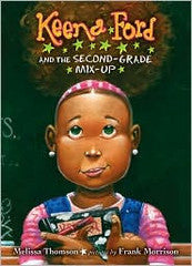 Keena Ford And the Second Grade Mix Up   (Series #2) - EyeSeeMe African American Children's Bookstore