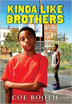 Kinda Like Brothers - EyeSeeMe African American Children's Bookstore