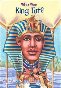 Who Was King Tut? - EyeSeeMe African American Children's Bookstore
