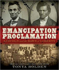 Emancipation Proclamation: Lincoln and the Dawn of Liberty - EyeSeeMe African American Children's Bookstore