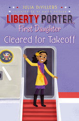 Liberty Porter:  Cleared for Takeoff  (Series #2) - EyeSeeMe African American Children's Bookstore