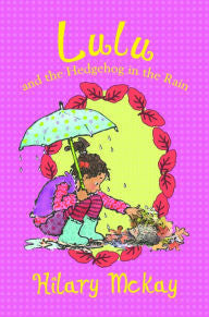 Lulu and the Hedgehog in the Rain (Series #5) - EyeSeeMe African American Children's Bookstore