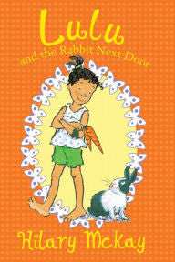 Lulu and the Rabbit Next Door (Series #4) - EyeSeeMe African American Children's Bookstore